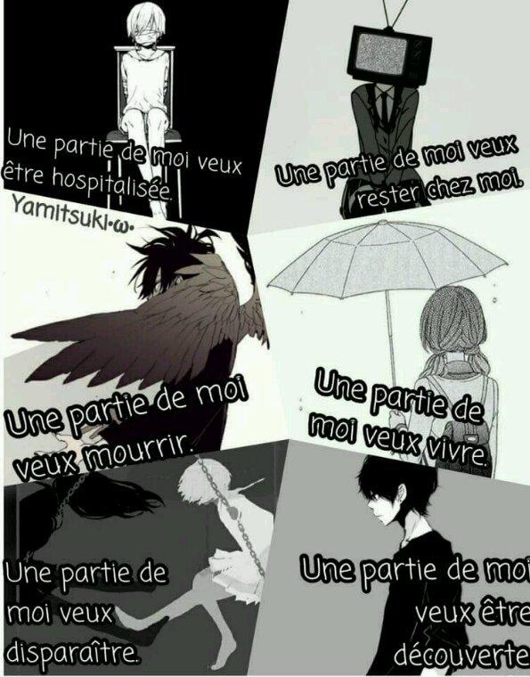 Une partie de moi
