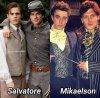 Les frères Salvatore 💋 ou les frères mikaelson