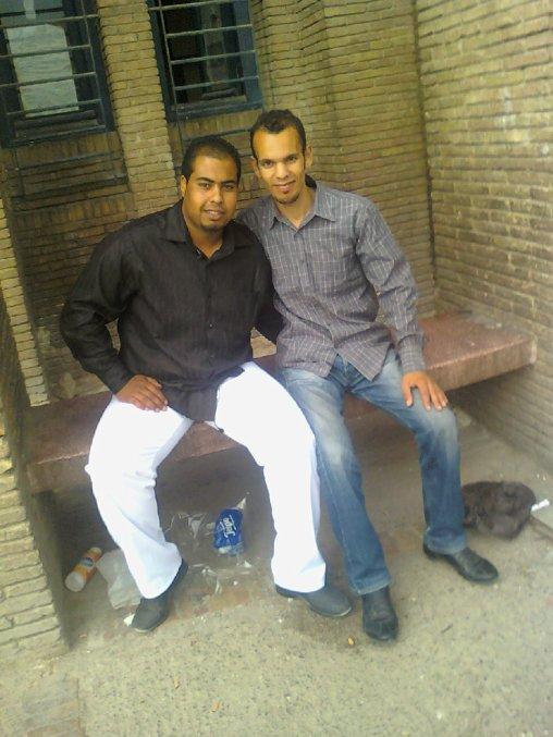 moi et mon ami anas    ta le mout khouya