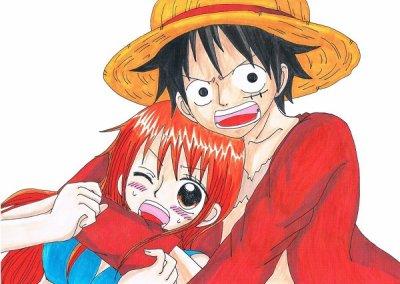 One Piece Fic N°2 - Chapitre 2 : Légende incroyable mais pourtant réelle