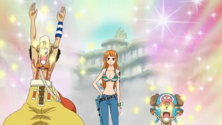 One Piece fic n°2 - Chapitre 17 : L'île sans loi