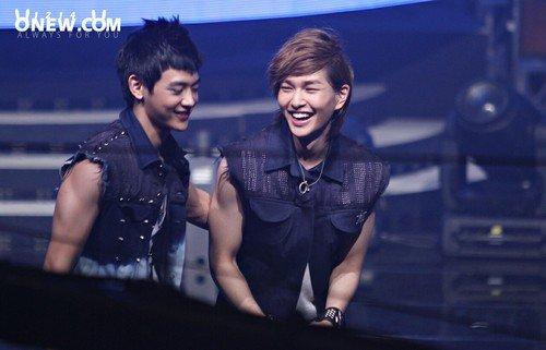 Minho , Key & Onew