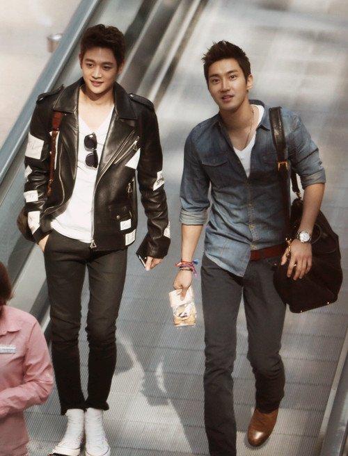 Minho  & Siwon