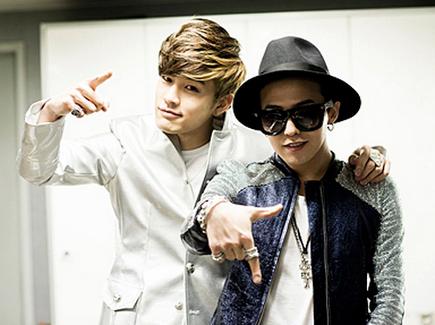 G-Dragon & SE7EN