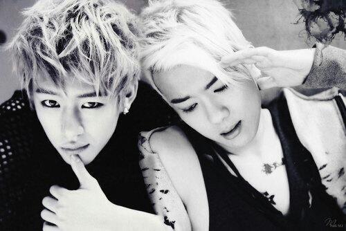 Young Jae & Daehyun [B.A.P]
