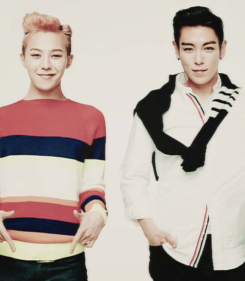 G-Dragon & TOP