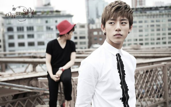 Happy Birthday Daehyun ! (+ Youngjae)