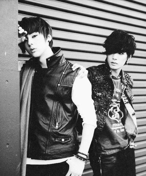 JR & Minhyun [NU'EST]