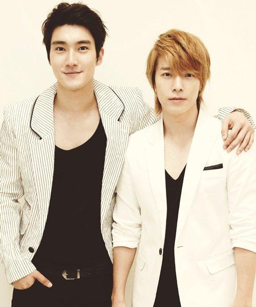 Siwon & Donghae [Super Junior]