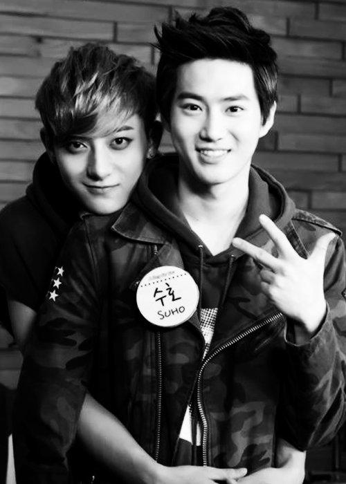 Tao & Suho