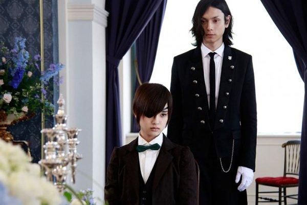 Black Butler - Film Live prévu pour 2014 (dernier édit : 29/06)
