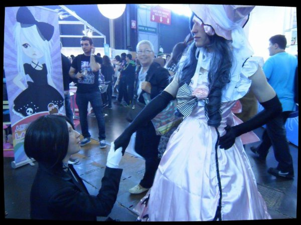 JAPAN EXPO 2013 : Cosplay - Black Butler