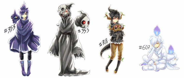 Pokemon humain pour rp 3