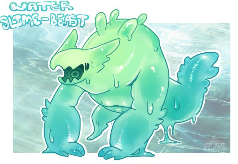 Gouki le monstre qui change de forme