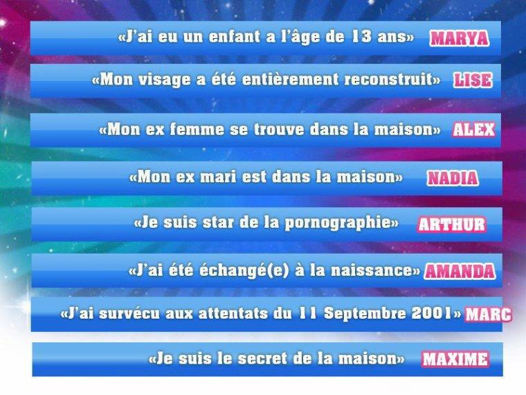 Secret Story Sims - Saison 2
