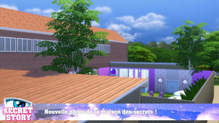 EXCLU - Première image de la maison !