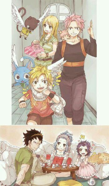 Ahhhh la famille