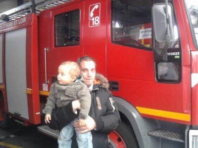 moi et mon petit neveu