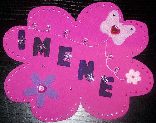 tht's my name !!