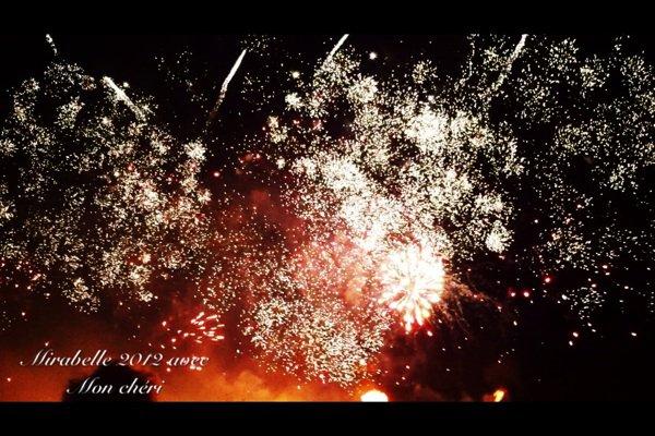 Aout 2012 fête de la mirabelle