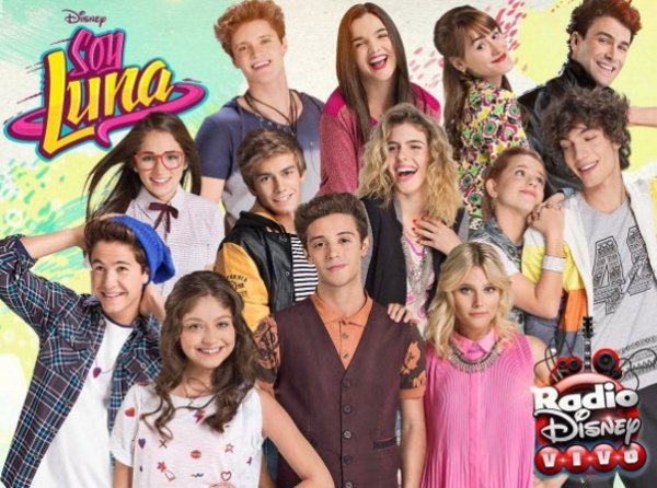 Prologue Soy Luna fictions