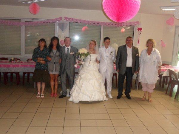 le mariage d audrey et jess