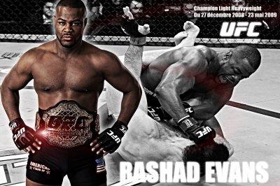 Rashad Evans (Montage)