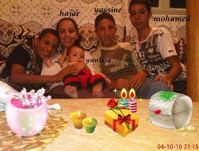 les 4 familles
