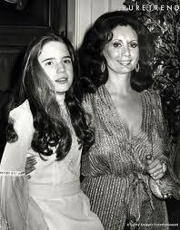 Melissa et sa mère
