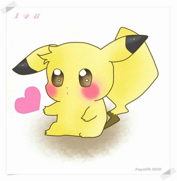 Pika pika pikachu blog de drawing nakahara - Pikachu dessin anime ...