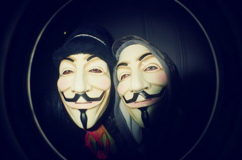 i'm not me, i'm anonymous