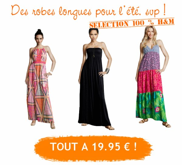 hot products release info on new arrival La robe longue d'été - Graines De Fille - La source des filles !