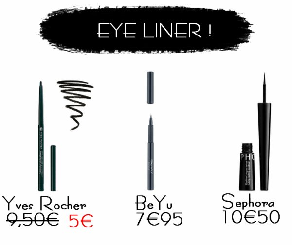 Comment mettre du Eye Liner