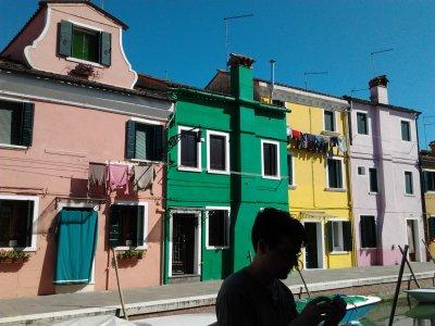 Momo à Venise
