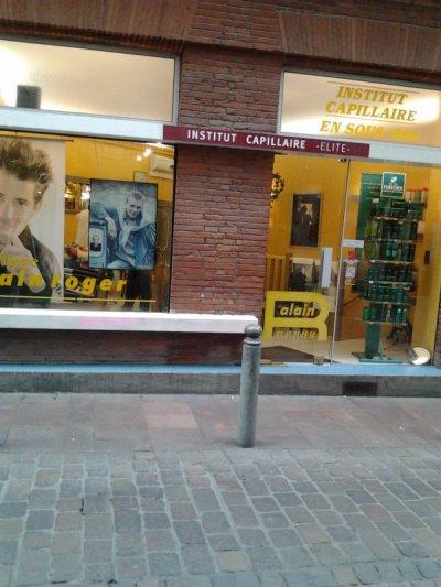 Salon de coiffure pour Lapinou