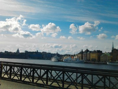 Momo à Stockholm!!