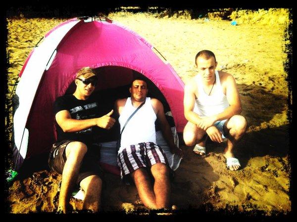 moi dans la plage porci -marssa ben mhidi-