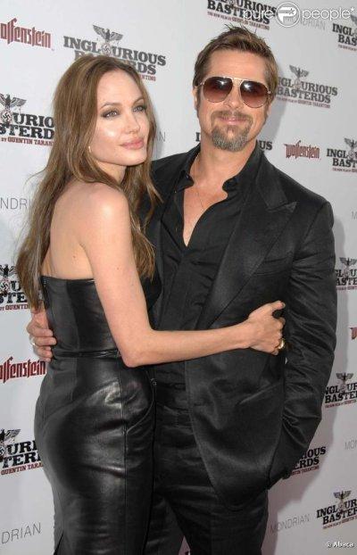 Le couple le plus glamour d'Hollywood : Angelina & Brad