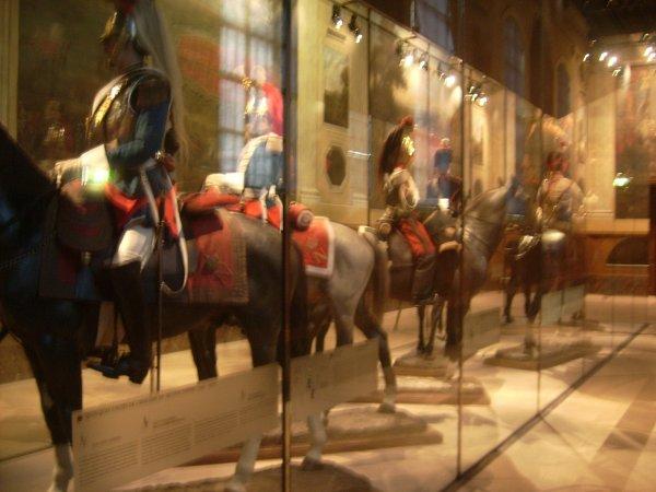 LE MUSEE DES ARMES ET ARMURES