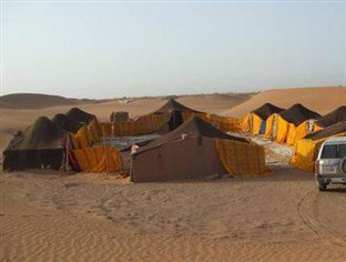 desert camp & the available program