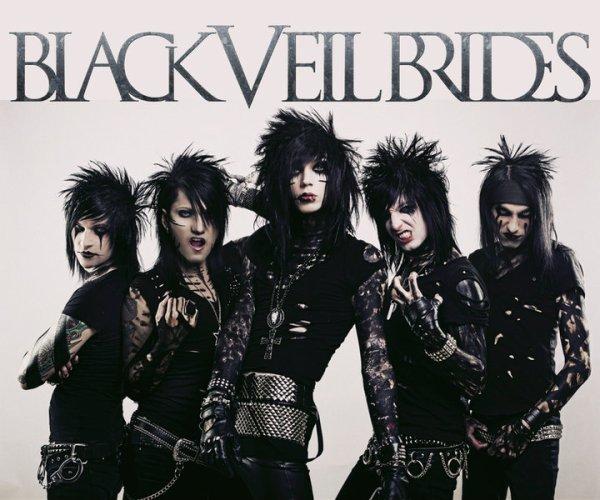 Black Veil Brides !!!!