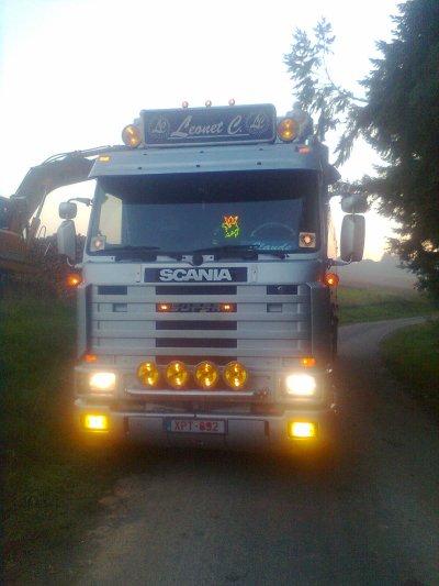 Le camion de pèpere