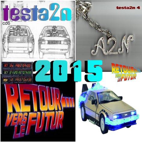 Radiotelscope  / signaux /version testa2n 4  (2015)