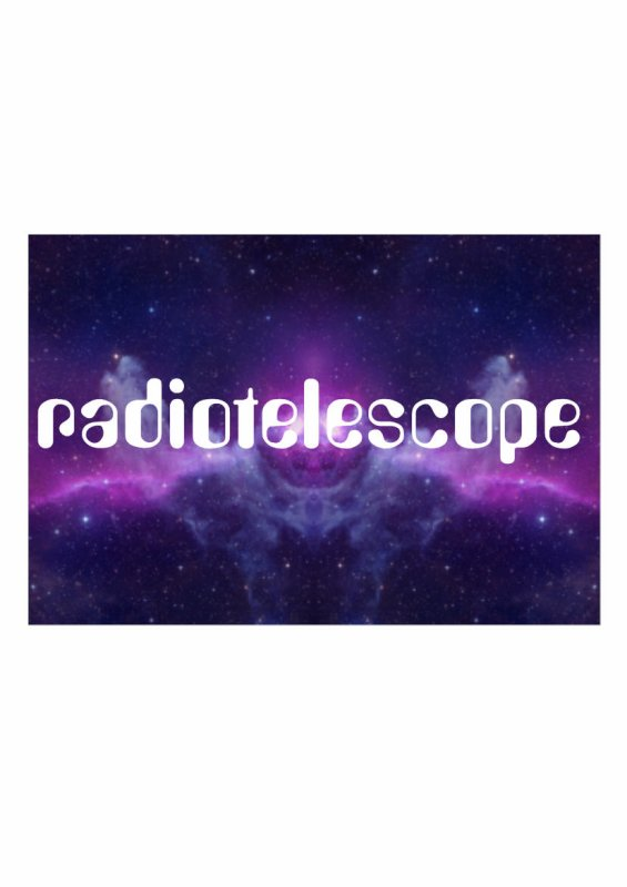 Radiotelescope Bonne année 2017