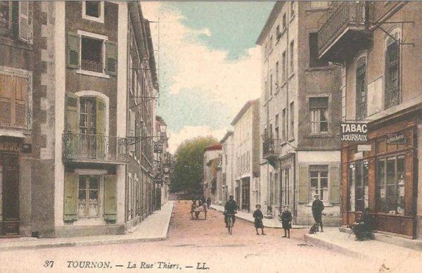La rue thier