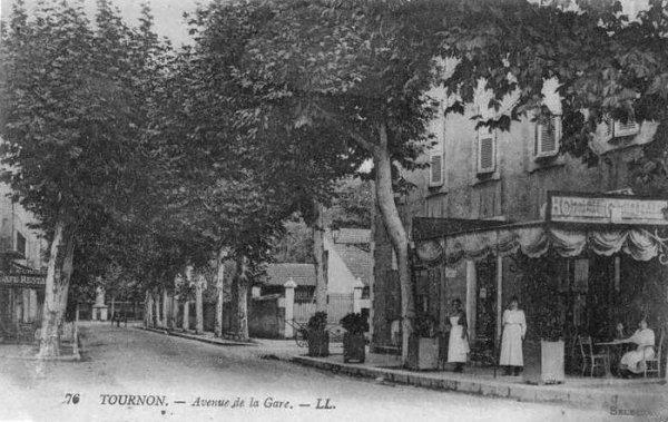 Avenue de la gare