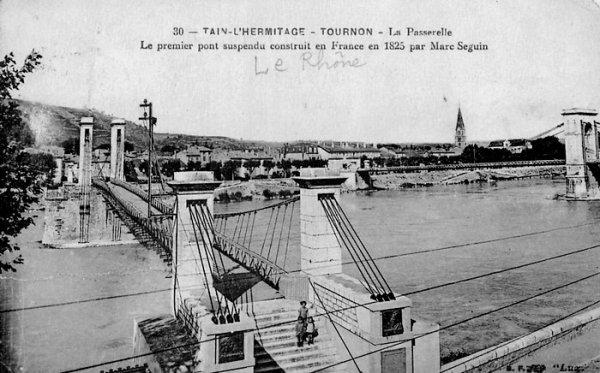 le Pont Marc Seguin