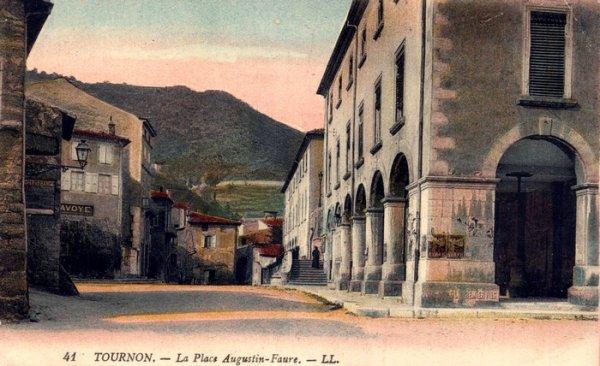 Place Auguste Faure