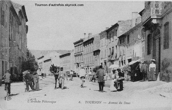 L'avenue Maréchal Fosh