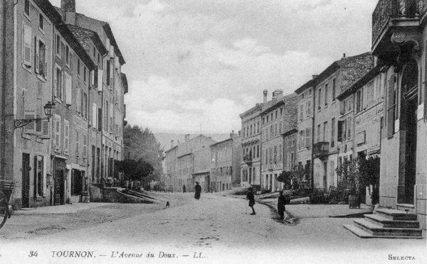 Avenue Maréchal Fosch